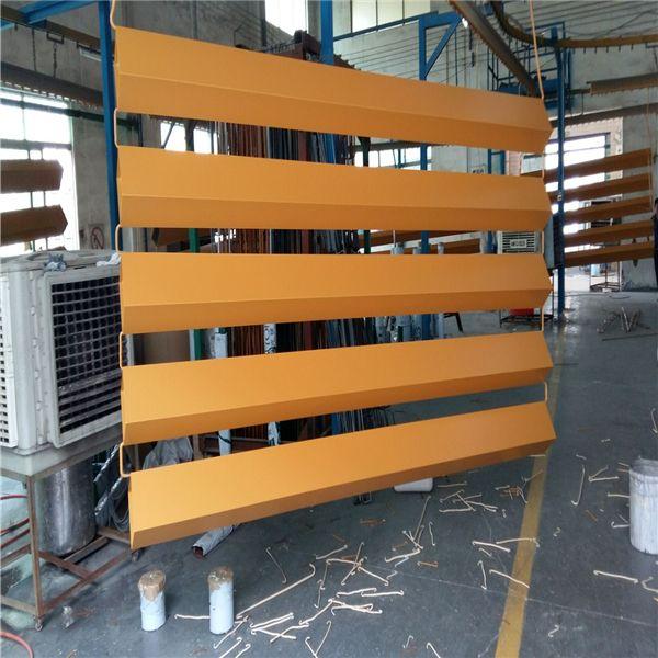 广东铝方管厂家木纹铝方管价格 (4)
