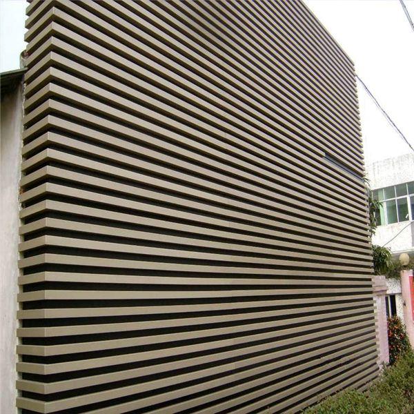 广州金腾达型材铝方通厂家矩形铝方通 四面铝方通 (1)