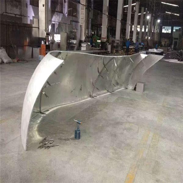 金腾达双曲面铝单板厂氟碳双曲铝单板价格 (3)